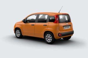 Fiat ponúka Pandu v základe za 8 760 eur v oranžovej farbe.