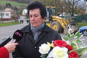 Emília Šurianska spomína na Annu Novákovú.
