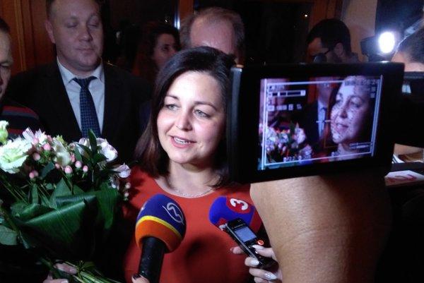 Erika Jurinová