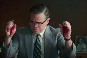 Matt Damon vo filme Suburbicon.