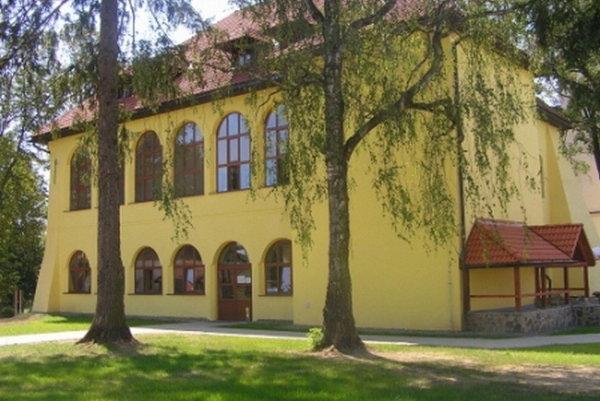 Múzeum v stropkovskom kaštieli.