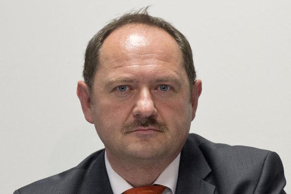 Nezávislý poslanec Zsolt Simon.