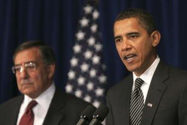 Obama s novým šéfom CIA.