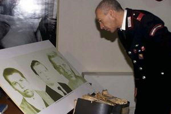 Boss Bernardo Provenzano má v mafiánskom múzeu v Corleone čestné miesto.