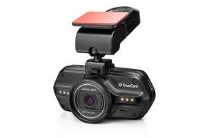TrueCam A7s - Profesionálna autokamera s vysokým rozlíšením 2304×1296p, GPS modulom, alebo detekciou radarov. Čo ju od konkurencie skutočne odlišuje sú vtipné komentáre od českého herca Karla Zimu. Alza.sk kameru ponúka v akcii za 133,90 eur.
