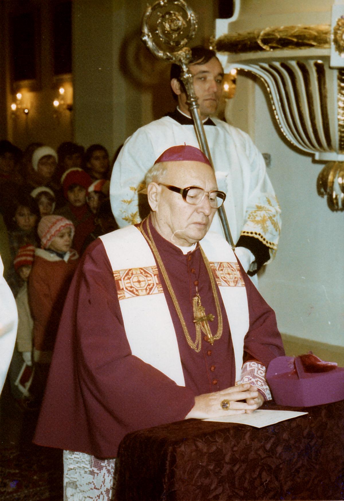 877cba3d152f4 Trnavčania budú spomínať na arcibiskupa Júliusa Gábriša - SME   MY ...