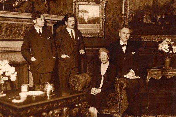 Rodina Hubayovcov