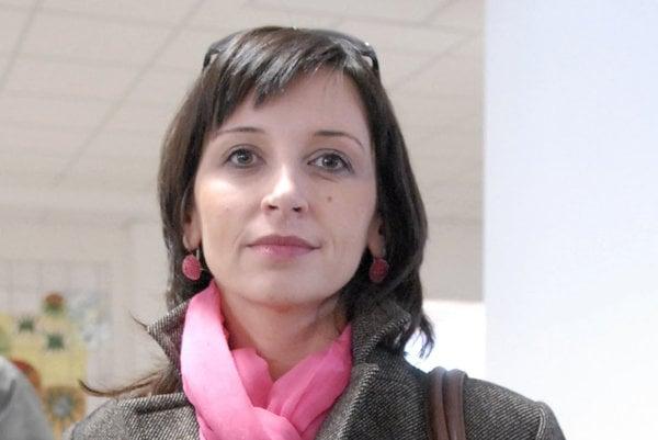Zuzana Jusková. Prvá a zrejme jedna z mála, ktorá odchádza z KSK dobrovoľne a bez odstupného.
