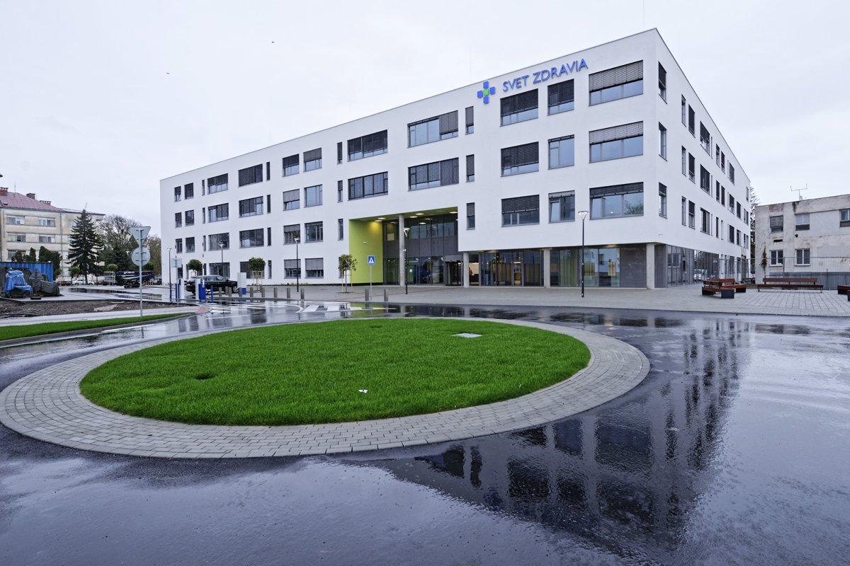 a1b0b8681 Nemocnica v Michalovciach by mala byť kľúčovou akútnou nemocnicou pre celé  východné Slovensko.