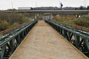 Bukovský most už slúži verejnosti.