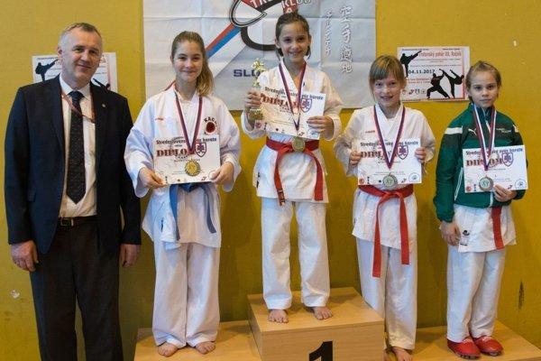 Trstenský pohár v karate má za sebou už 20. ročník.