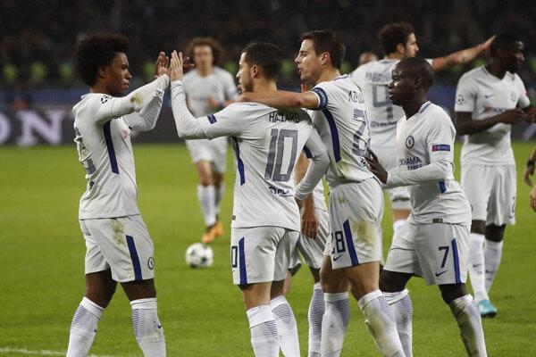 Hráči Chelsea zdolali Karabach.
