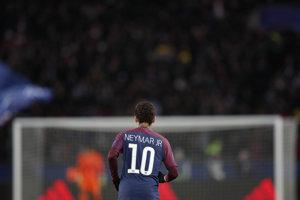 Neymar strelil proti Cedlticu už dva góly.