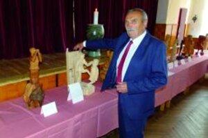 Milanec mal pred pár rokmi aj výstavu svojich diel.