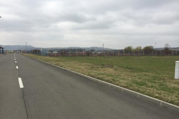 Priemyselný park v Humennom.