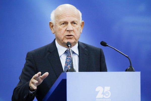Janez Kocijančič je šéfom Európskych olympijských výborov.