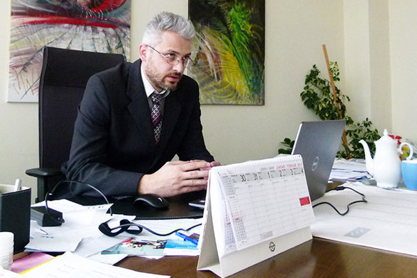 Michal Baláž.