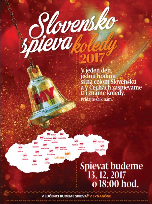 Slovensko spieva koledy 2017