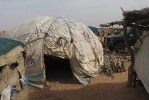 Stany UNHCR, v ktorých žijú utečenci.