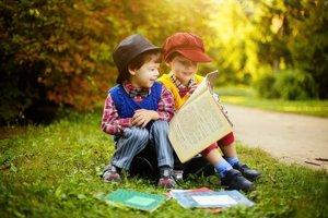 Niektoré deti čítajú radi a veľa. Ilustračné foto