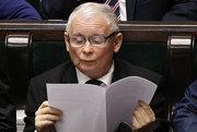 Líder PiS Jaroslaw Kaczyński.