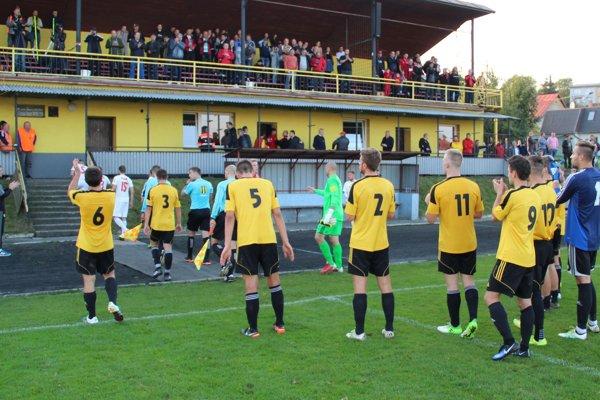Udalosťou jesene 2017 bol v Námestove pohárový zápas so Spartakom Trnava.