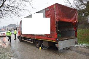 Tragická nehoda v Hrhove.