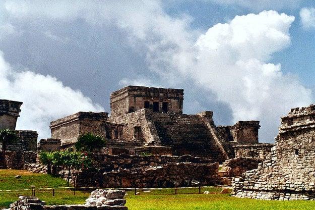 Tulum je slávne aj vďaka mayským ruinám.