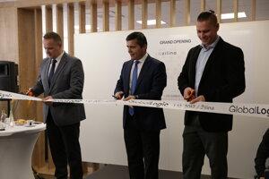 Otvorenie nových priestorov spoločnosti GlobalLogic v Žiline.