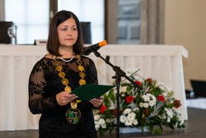 Erika Jurinová,predsedníčka Žilinského samosprávneho kraja, už navrhla svojich zástupcov. Zastupiteľstvo ich schválilo.
