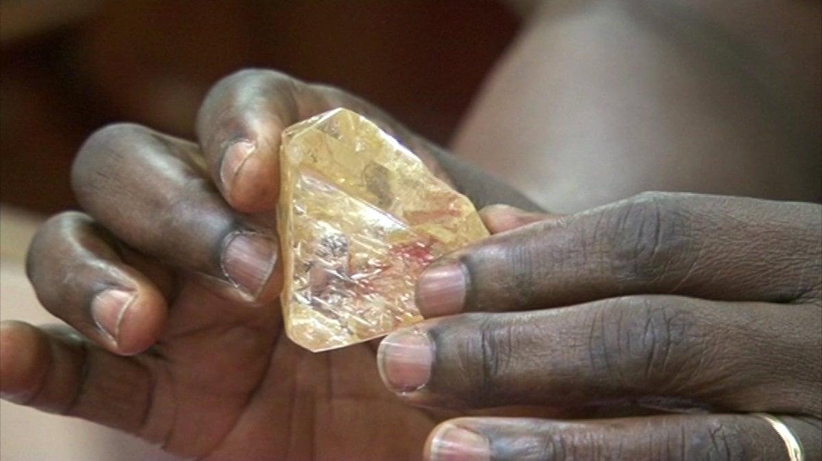 Diamant mieru nesplnil očakávania v Sierre Leone - svet.sme.sk d983ce8478