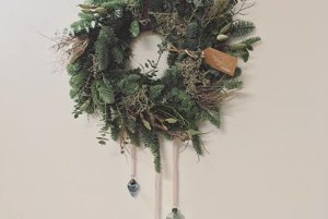 Vianočné vence sú aktuálnym trendom vo vianočnej výzdobe