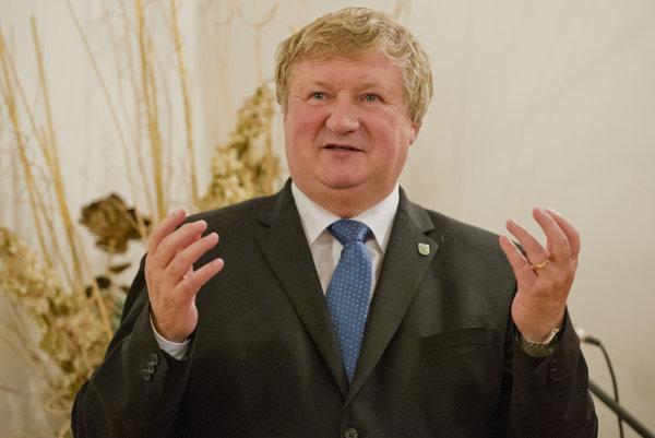 Bývalý primátor Pezinka Oliver Solga.
