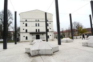 Najväčšia investícia EHMK. Zo sumy, ktorú mesto v minulosti získalo na rekonštrukciu Kulturparku, musí teraz 25 percent vracať.