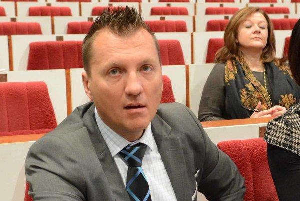 Šéf DPMK Richard Majza.