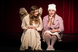 Tento týždeň môžete v Starom divadle vidieť inscenáciu Vianočný zázrak.