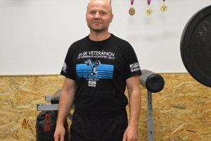 Miroslav Škrobian, tréner úspešných mladíkov z Kysúc.