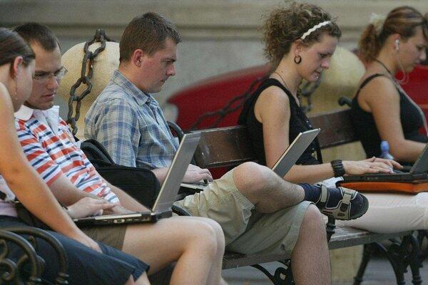 Notebooky už môžu byť viac využívané aj v centre Bojníc.