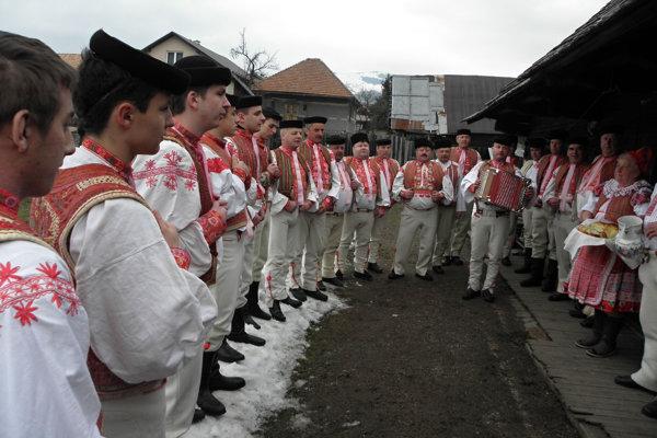 Viachlasný horehronský spev môžete často počuť v slovenských ľudových piesňach.