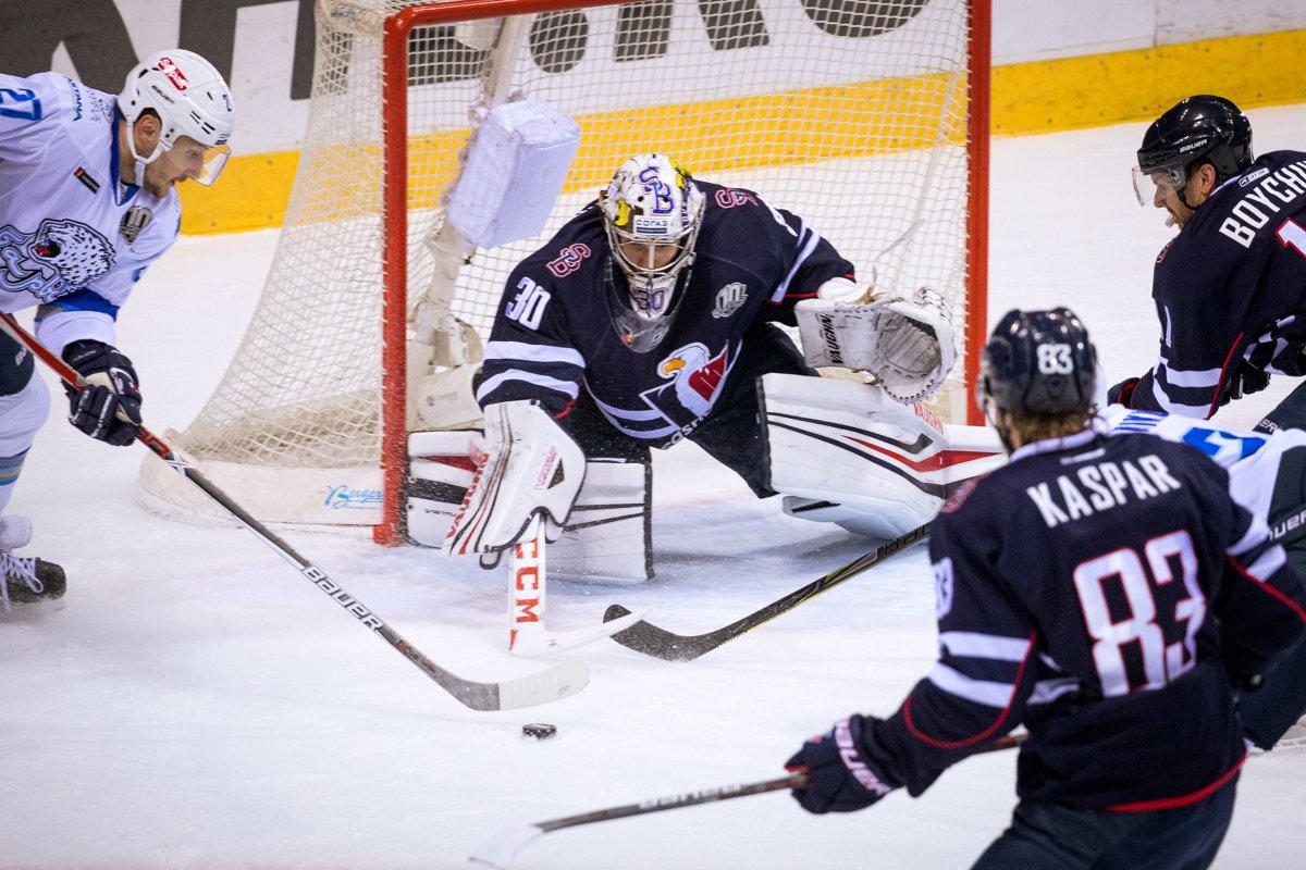 7d6deafd7c Astana zdolala Slovan Bratislava 2 0 (KHL 2017 2018) - Šport SME