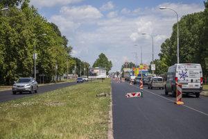 Podľa schváleného rozpočtu bude na budúci rok pokračovať oprava hlavných bratislavských ciest.