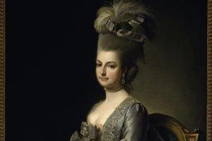 Mária Kristína sa narodila 13. mája 1742 a zomrela 24. júna 1798.