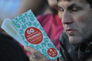Jubilejný 60. ročník Folklórneho festivalu Východná vyvrcholil strhujúcim galaprogramom pod názvom Spev zeme.