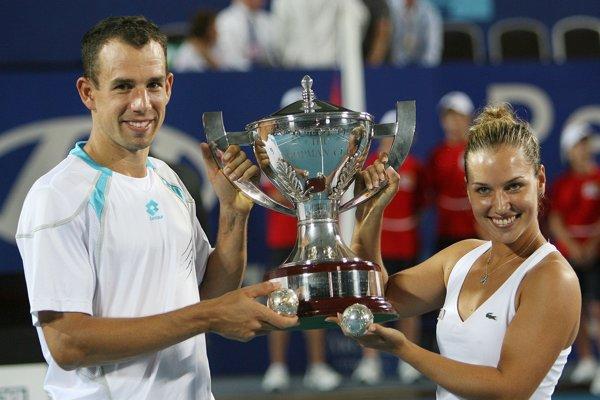 Slováci naposledy hrali na Hopman Cupe v roku 2009 a Dominika Cibulková s Dominikom Hrbatým získali trofej.