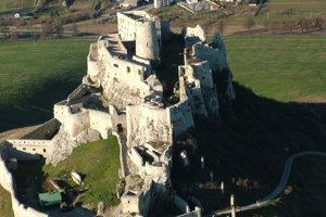 Opäť zaujal v zahraničí. Jeden z najväčších hradných komplexov strednej Európy.