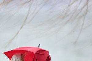 Silný vietor komplikoval aj život v Ženeve.
