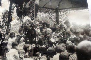 Uja Bonifáca deti milovali.