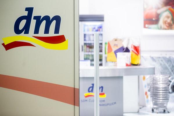 Obchod siete dm drogerie markt. (ilustračné foto)