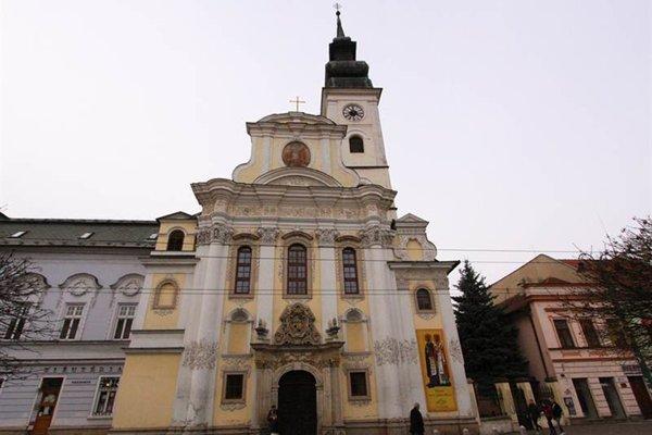Najbližšou liturgickou slávnosťou bude sobotňajšia slávnostná archijerejská svätá liturgia v Katedrále sv. Jána Krstiteľa v Prešove