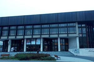 Budova Domu kultúry